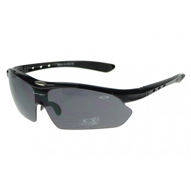 Oakley M Frame Sunglasses Black Frame Black Lens For Cheap