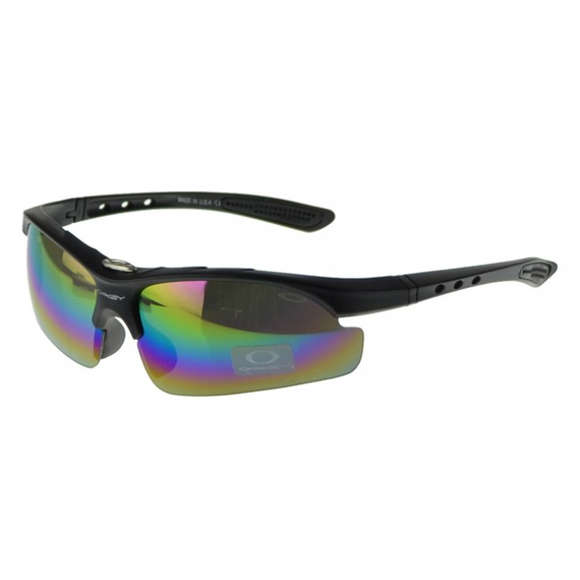 Oakley M Frame Sunglasses Black Frame Colored Lens Clearance Prices
