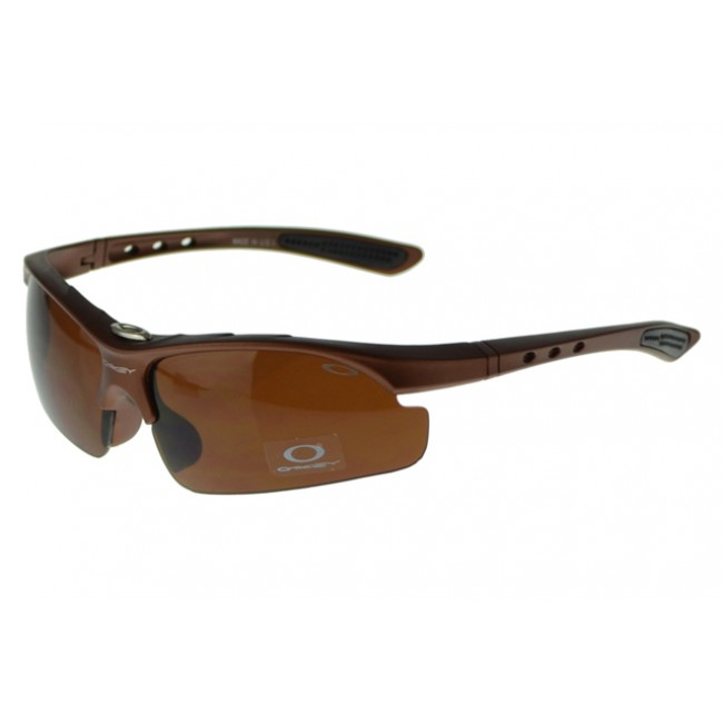 Oakley M Frame Sunglasses Brown Frame Brown Lens Clearance Store