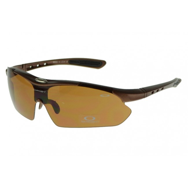 Oakley M Frame Sunglasses Brown Frame Brown Lens Italia