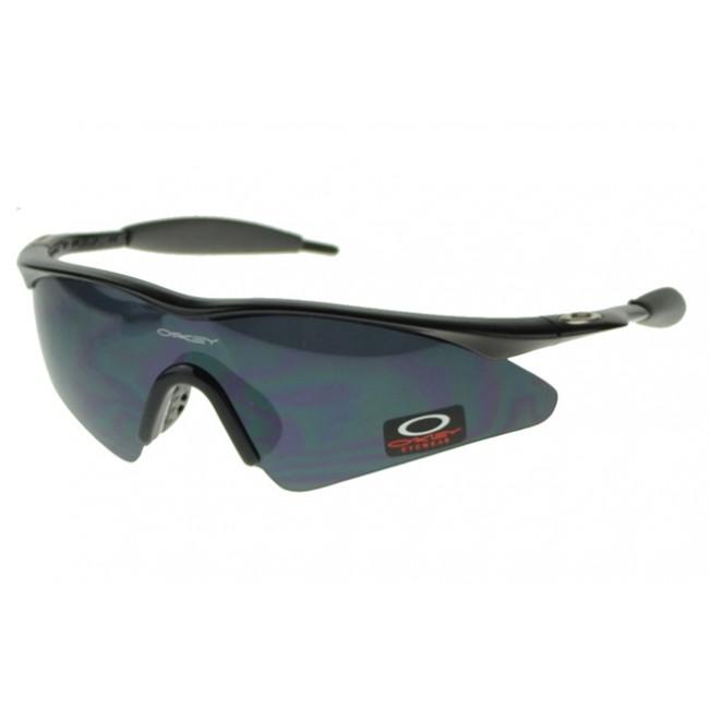 Oakley M Frame Sunglasses Black Frame Black Lens Low Price Guarantee