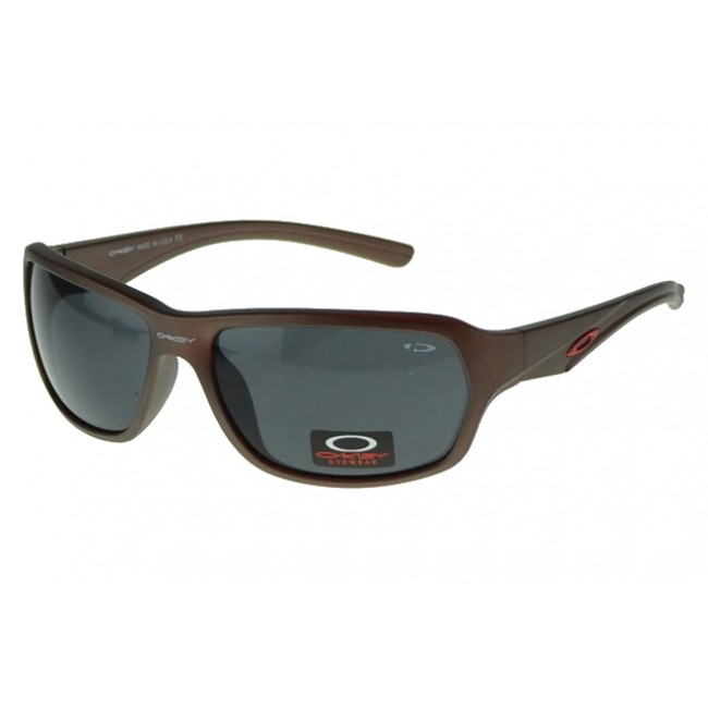 Oakley Polarized Sunglasses Brown Frame Gray Lens Special Offers
