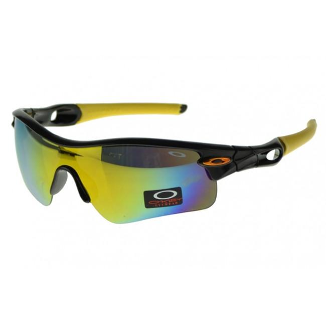 Oakley Radar Range Sunglasses Black Frame Yellow Lens Best Prints Images