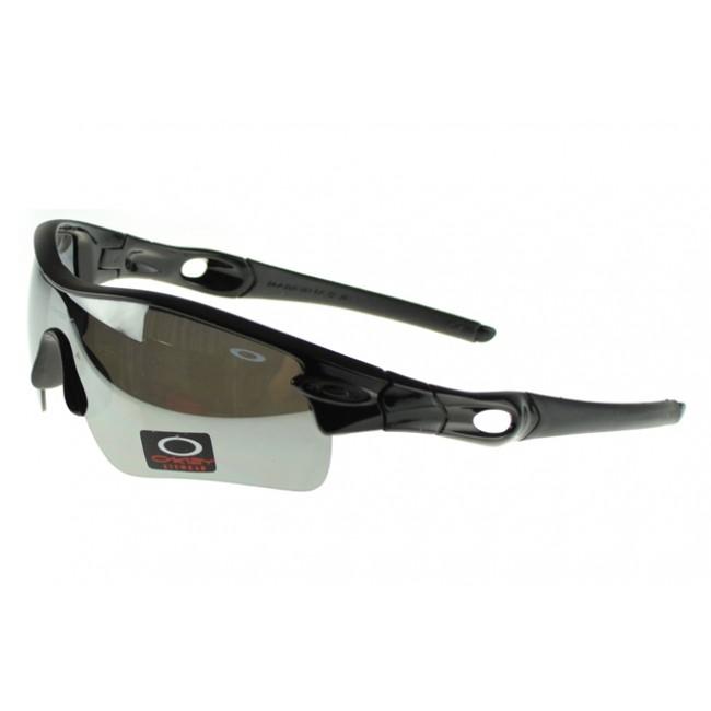 Oakley Radar Range Sunglasses Black Frame Gray Lens Top Brands