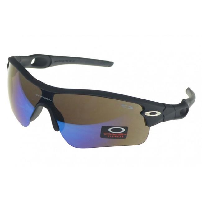 Oakley Radar Range Sunglasses Black Frame Brown Lens Factory Store