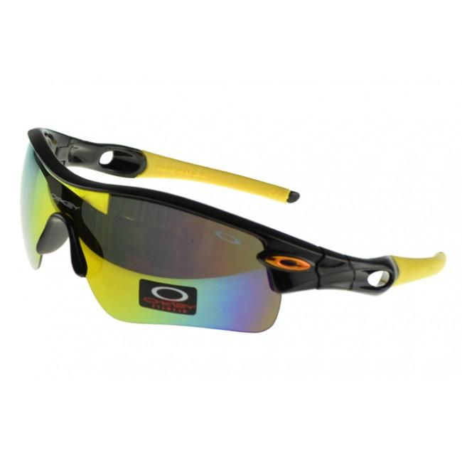 Oakley Radar Range Sunglasses Black Frame Yellow Lens Outlet Factory