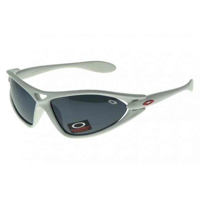 Oakley Scalpel Sunglasses White Frame Grey Lens Top Designer Collections