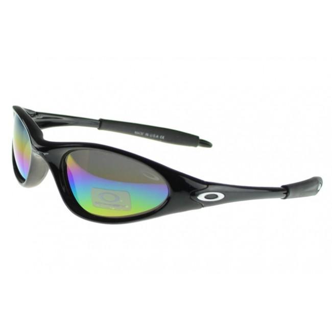 Oakley C Six Sunglasses black Frame multicolor Lens Easy Buy