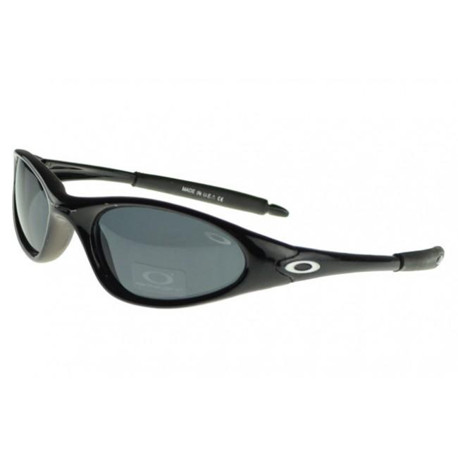 Oakley C Six Sunglasses black Frame blue Lens US White Blue