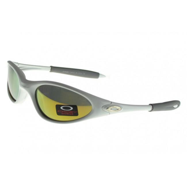 Oakley C Six Sunglasses white Frame yellow Lens Low Price