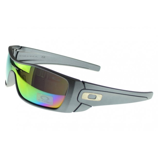 Oakley Fuel Cell Sunglasses grey Frame multicolor Lens Clearance