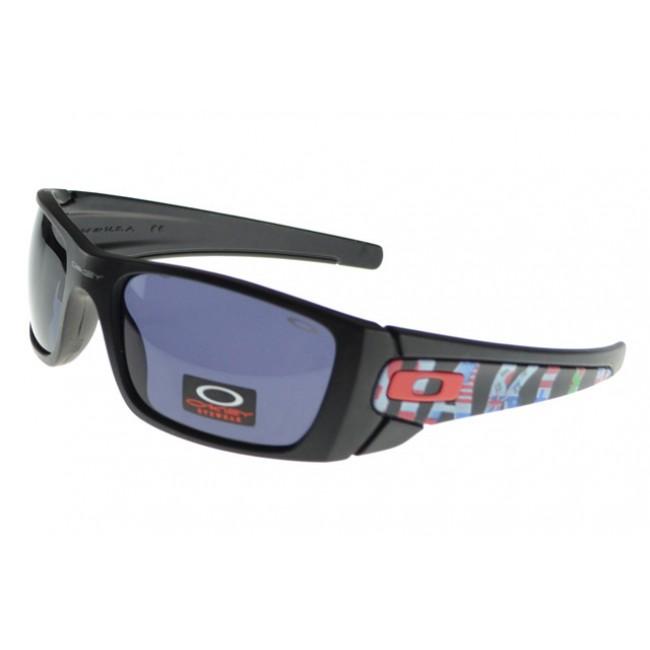 Oakley Fuel Cell Sunglasses black Frame blue Lens Shop Online UK