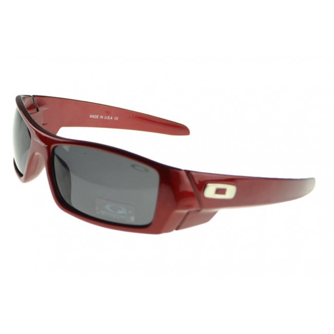 Oakley Fuel Cell Sunglasses red Frame blue Lens Discount US