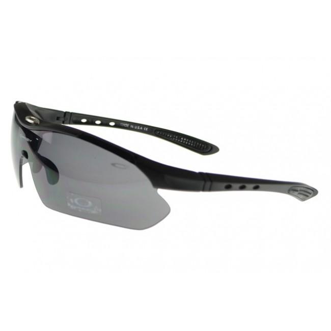 Oakley M Frame Sunglasses black Frame grey Lens Online Outlet