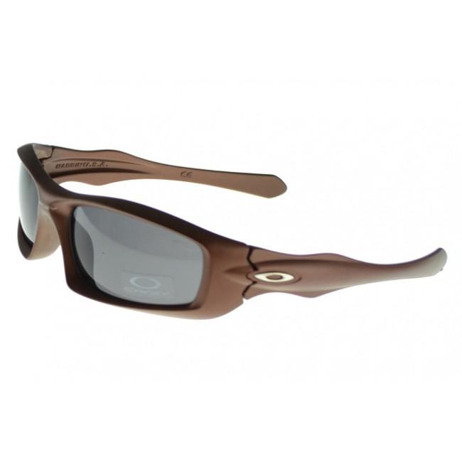 Oakley Monster Dog Sunglasses brown Frame blue Lens Timeless