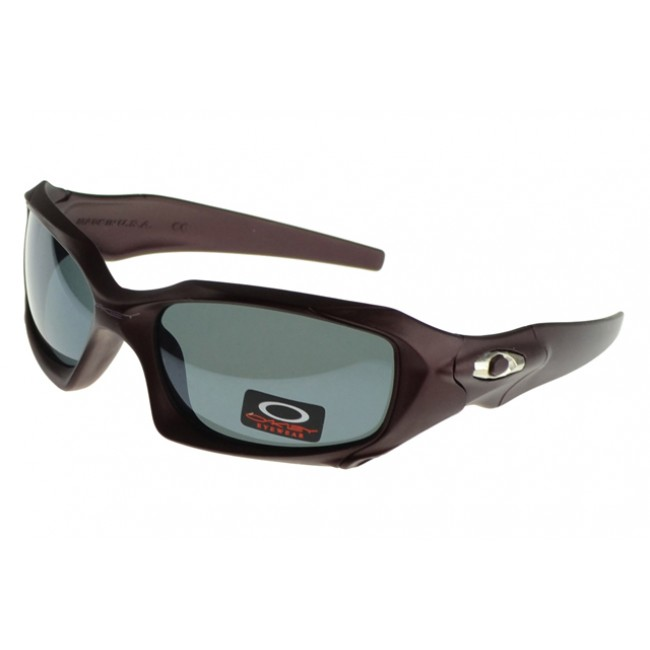 Oakley Monster Dog Sunglasses brown Frame blue Lens Latest Fashion-Trends