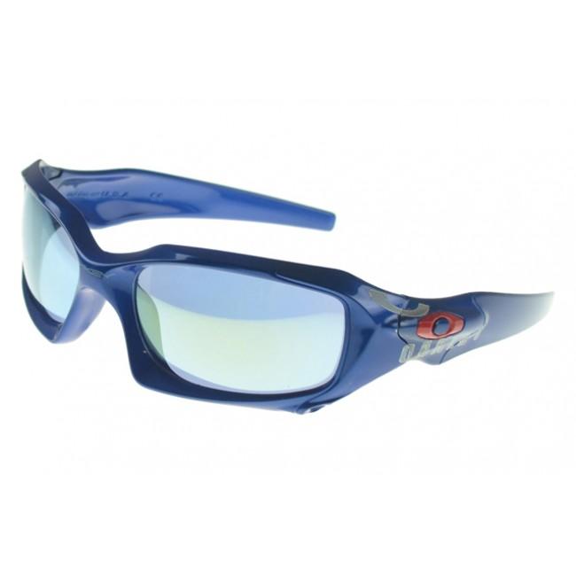 Oakley Monster Dog Sunglasses blue Frame blue Lens USA New York