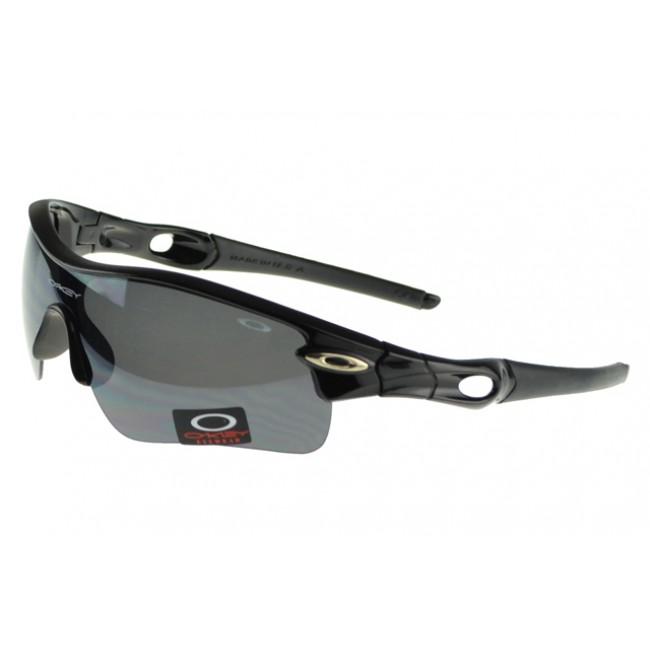Oakley Radar Range Sunglasses black Frame blue Lens Biggest Discount