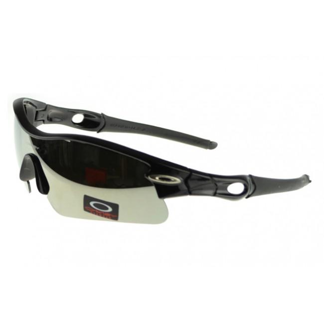 Oakley Radar Range Sunglasses blue Frame black Lens Factory Outlet