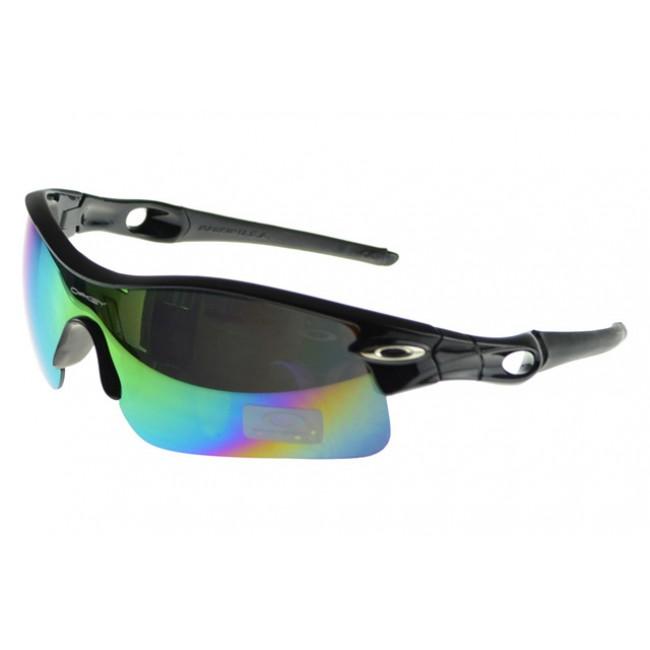 Oakley Radar Range Sunglasses yellow Frame multicolor Lens Latest US