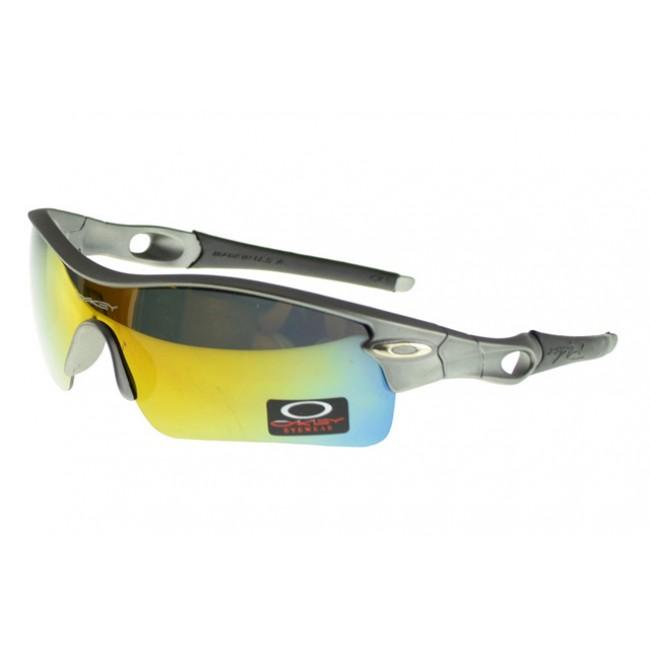 Oakley Radar Range Sunglasses red Frame multicolor Lens USA Discount