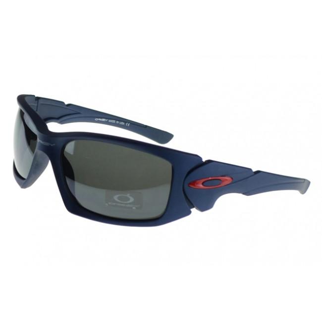 Oakley Scalpel Sunglasses blue Frame black Lens Outlet Store Sale