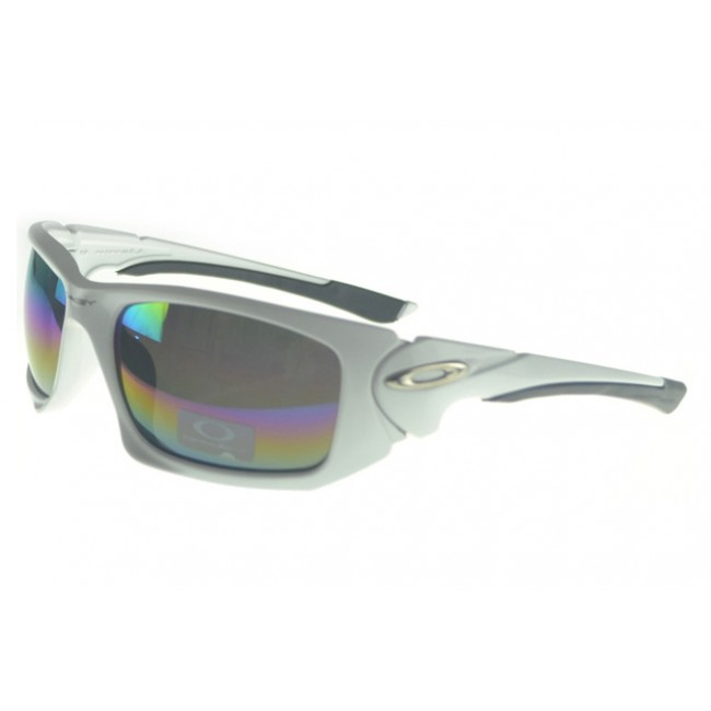 Oakley Scalpel Sunglasses white Frame multicolor Lens Place Order