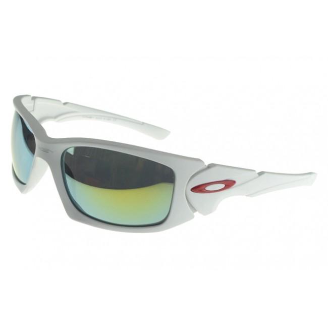 Oakley Scalpel Sunglasses white Frame yellow Lens All Sale